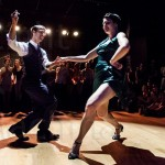 Dancing with Juan Villafane at Swingin' Festival Paris 2012