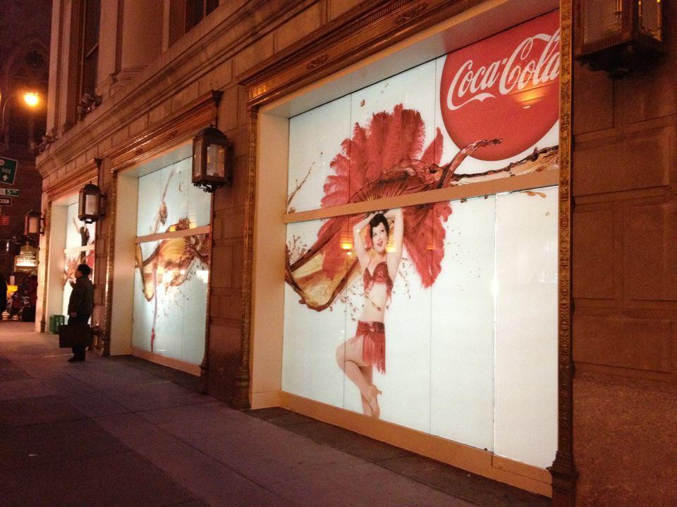 My Coca Cola Advertisement!