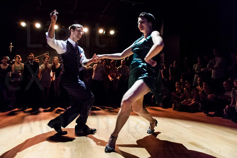 Video: Freestyle Lindy Hop in Paris