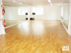 JazzMAD   Swing Dance Studio Camden Town   North London
