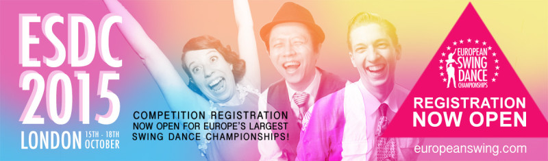 European Swing Dance Championships 2015